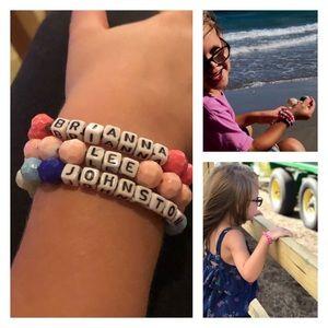 Jewelry - Personalized Children's bracelets
